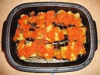 La cuisine de mon pays ... la Turquie: Roulés d'Aubergines aux Köfté