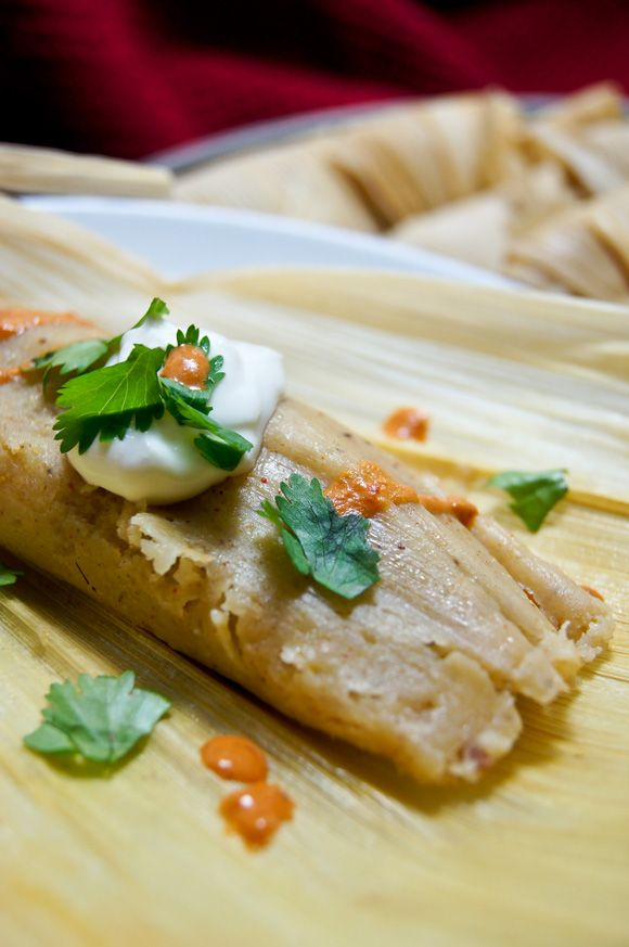 Homemade Tamales ~ with some shortcuts, you can make these in a day