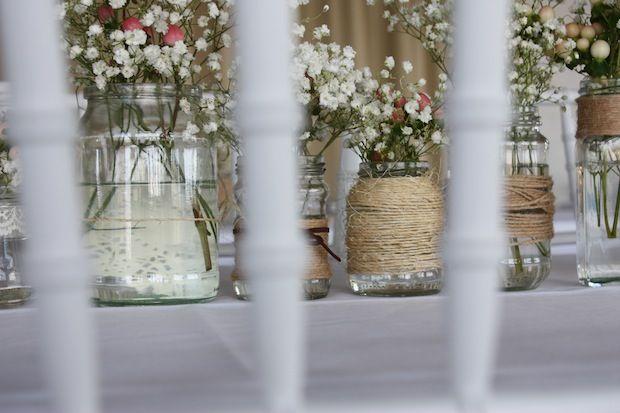 ... vintage shabby chic wedding I created www.christieblizzard.com - Perth