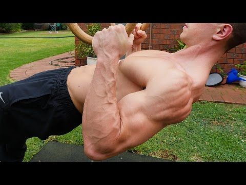 Big Strong Back Workout (BODYWEIGHT ONLY) - YouTube