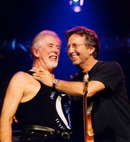 Eric Clapton & John Mayall (..J. Mayall and The Bluesbreakers).