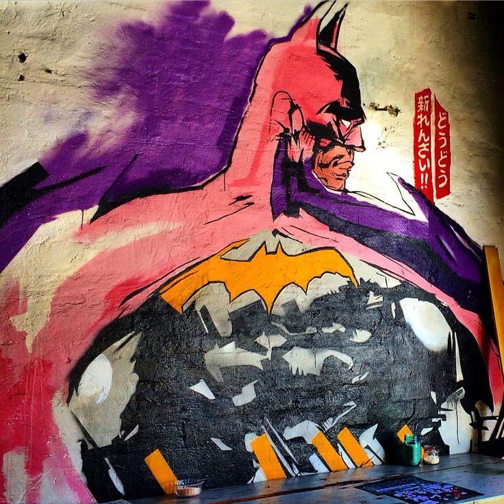 Graff at Velvet Garage in Petersham.