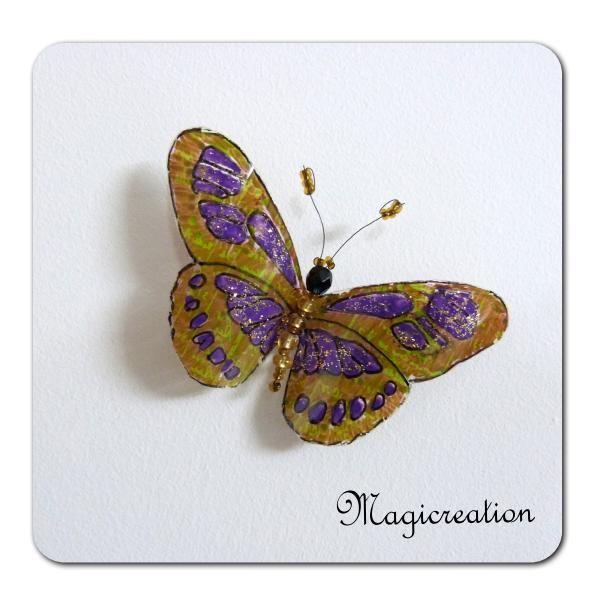 MAGNET PAPILLON PLUTON - Boutique www.magicreation.fr