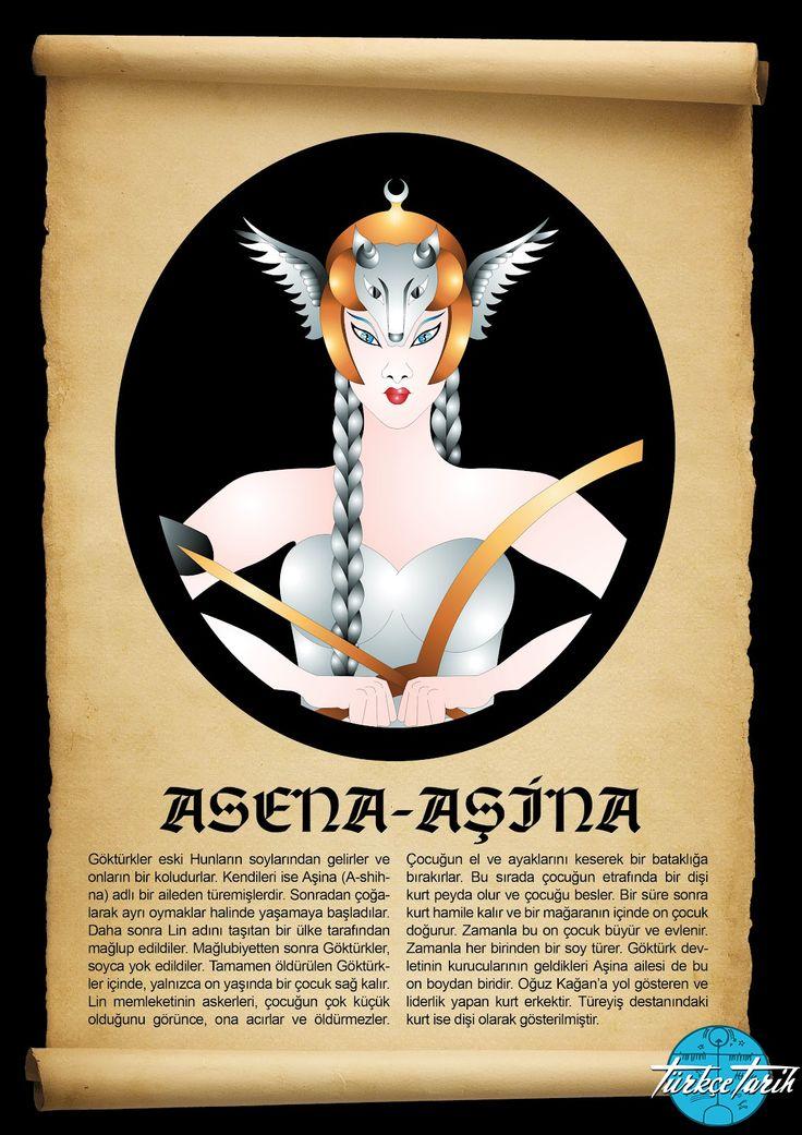 Asena – Aşina