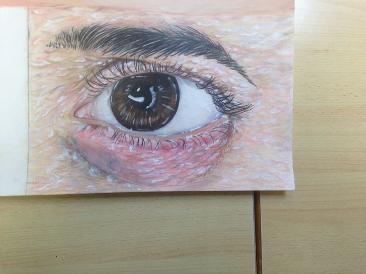 Had a go using prisma pencils