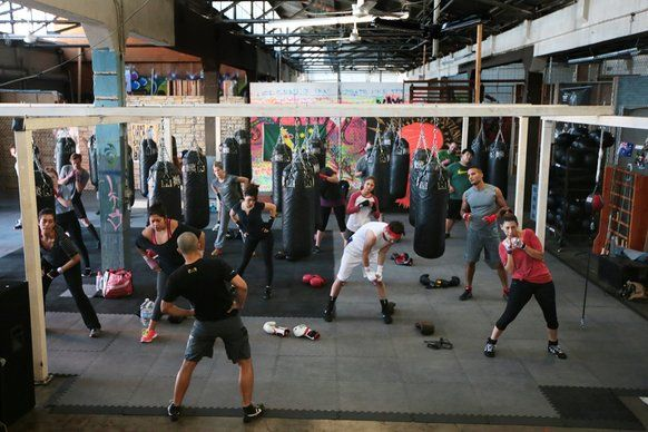 Want to work the whole body? Knock yourself out with boxing lessons