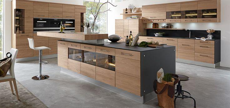 massivholzküche decker vincensa mit bildern  haus