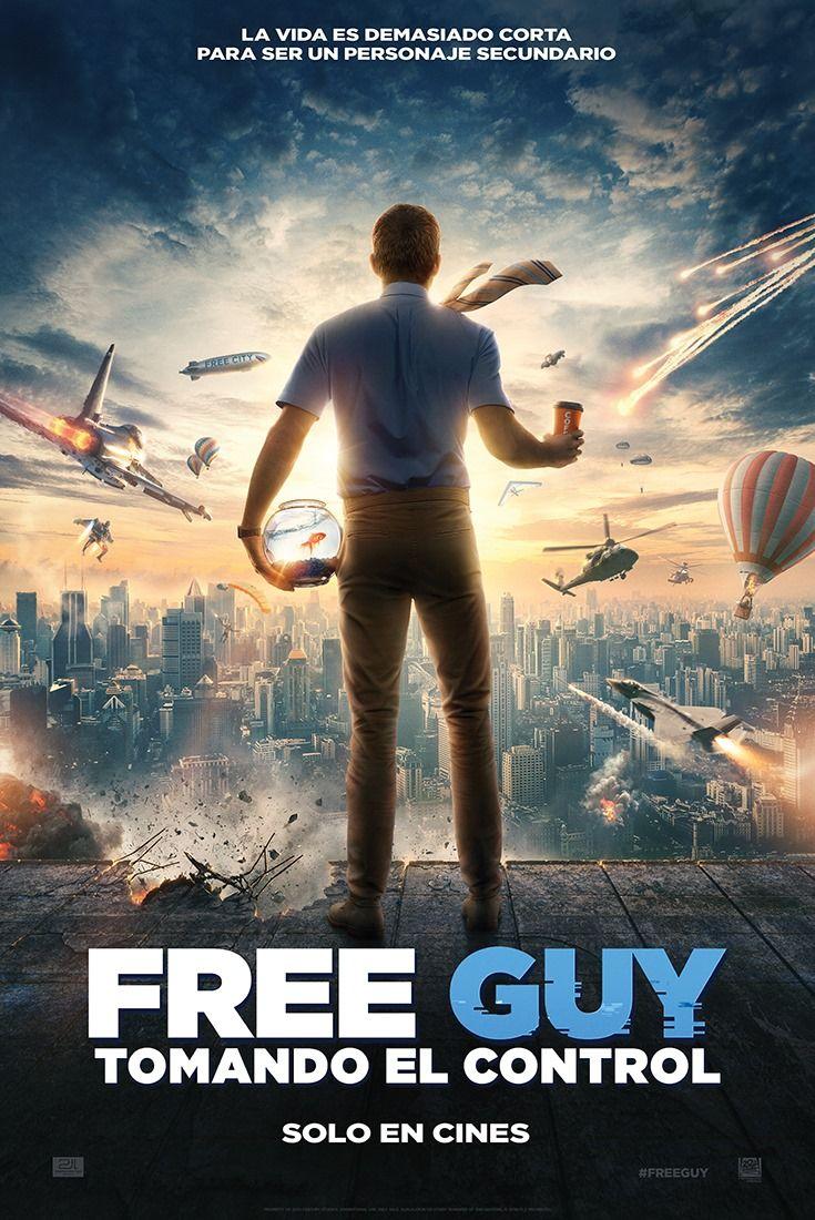 Free Guy La Nueva Peli De Ryan Reynolds Ya Tiene Fecha De Estreno Ryan Reynolds Em Breve Nos Cinemas Studios