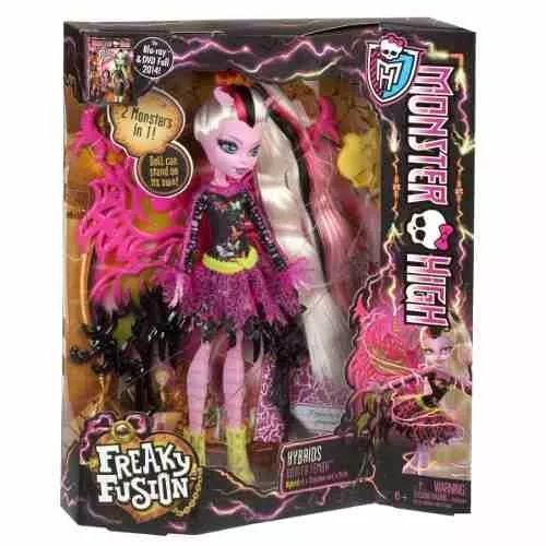 Monster High Freaky Fsn Hybrids Bonita Femur - $ 1.699,99