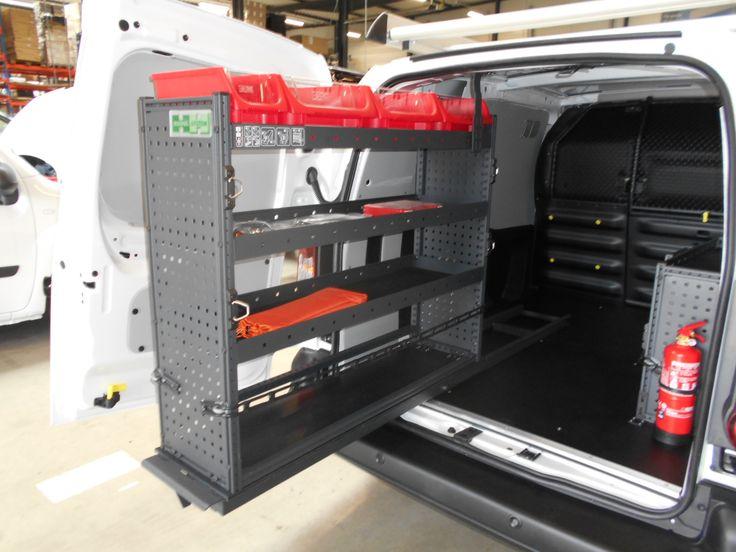 Citroën Berlingo aménagé | Rangement utilitaire, Utilitaire aménagé, Amenagement camionnette