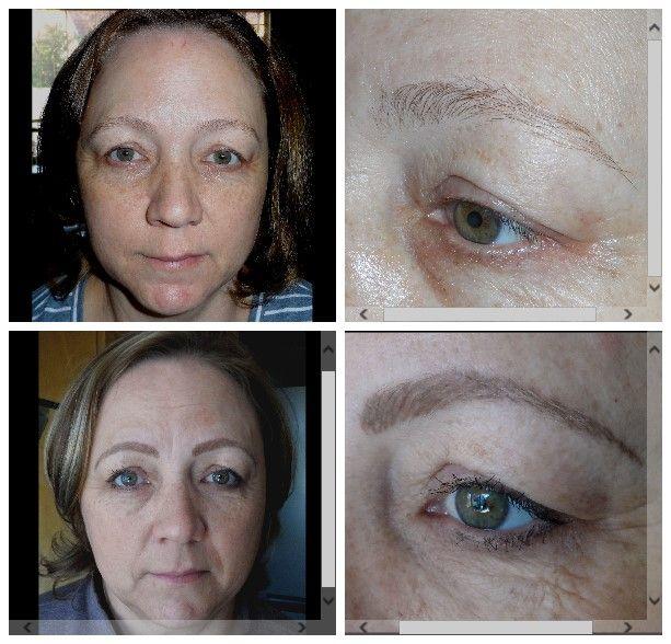 Eyebrow hairstrokes. Vanderbijlpark - Marié Holtzhausen 083 692 2207