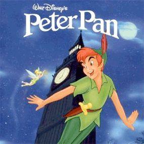 Peter Pan Soundtrack (1953)