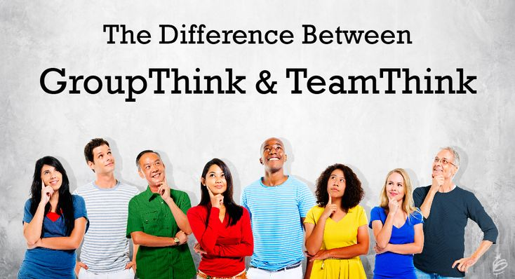 causes of groupthink Groupthink occurs when a group values harmony and coherance over accurate analysis and critical evaluation it causes individual members of the group to unquestioningly follow the word of the leader and it strongly discourages any disagreement with the concensus.