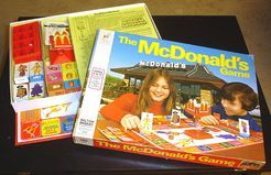 The McDonald's Game on BoardGameGeek