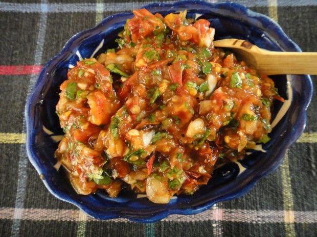 Easy Mexican Tomato Sauce—Salsa de Jitomate - Letty's Kitchen