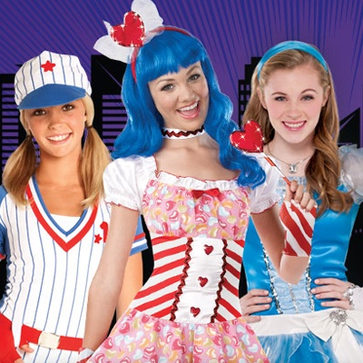 Teen Girls Costumes - Teen Halloween Costumes-Party City