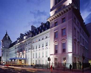 Hilton London Paddington hotel - Exterior