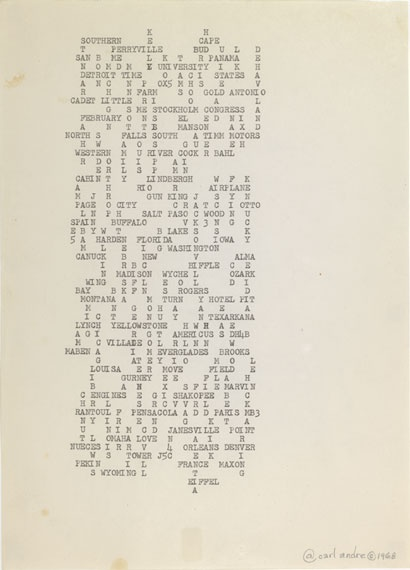 90 best images about Concrete poetry on Pinterest
