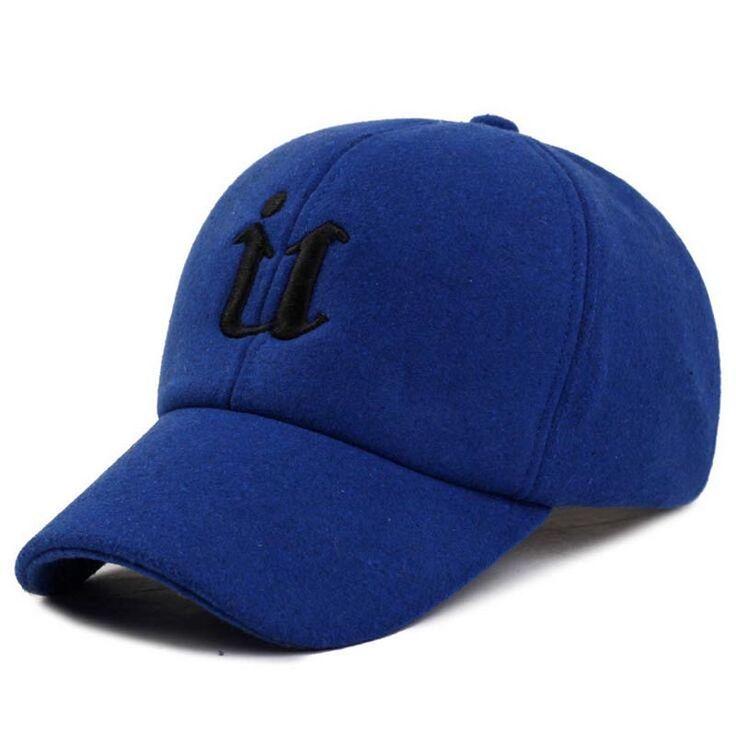 $7.31 (Buy here: https://alitems.com/g/1e8d114494ebda23ff8b16525dc3e8/?i=5&ulp=https%3A%2F%2Fwww.aliexpress.com%2Fitem%2F2016-high-quality-Letter-embroidery-U-Korean-baseball-cap-winter-warm-fashion-golf-hat-sun-hat%2F32755340560.html ) 2016 high quality Letter embroidery U Korean baseball cap winter warm fashion golf hat sun hat for men women trendy hat 5 color for just $7.31