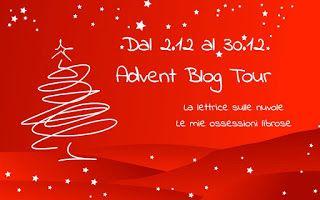 """La lettrice sulle nuvole: Advent Blog Tour - Recensione """"Un Natale per ricom..."""