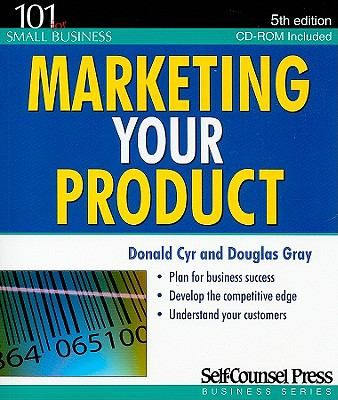 Marketing Your Product explains how a company can carve a niche for its product in today's competitive consumer environment. It describes customer's buying impulses, how products satisfy those impulses, how to inform customers about your product, and what it takes to get your products to consumers.