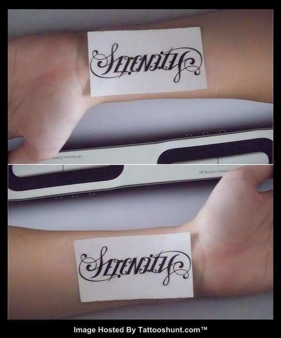 1000 Ideas About Ambigram Tattoo On Pinterest