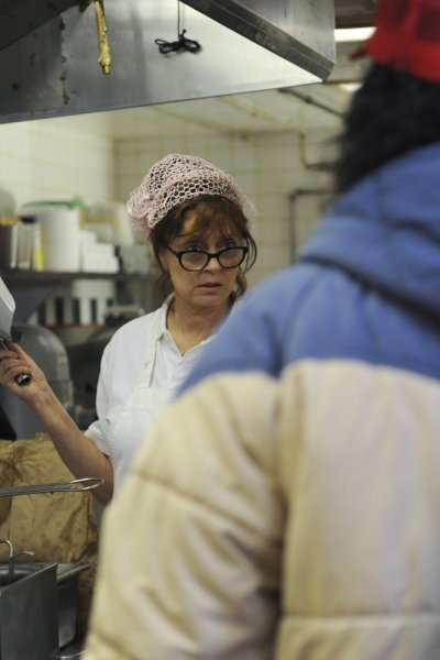 Still of Susan Sarandon and Judah Friedlander in 30 Rock