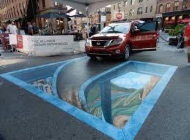17 Best images about 3d sidewalk illusion chalk art on Pinterest ...