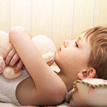 Causas y síntomas de depresión infantil.