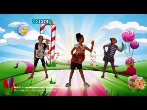 """▶ Just Dance 4 - """"Im Gonna Catch You"""" Kids Music Video with Lyrics - YouTube"""