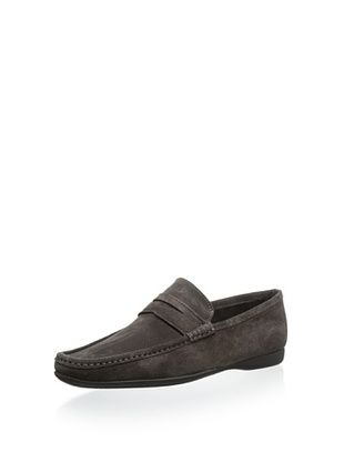 Bruno Magli Men's Partie Penny Moccasin (Grey)