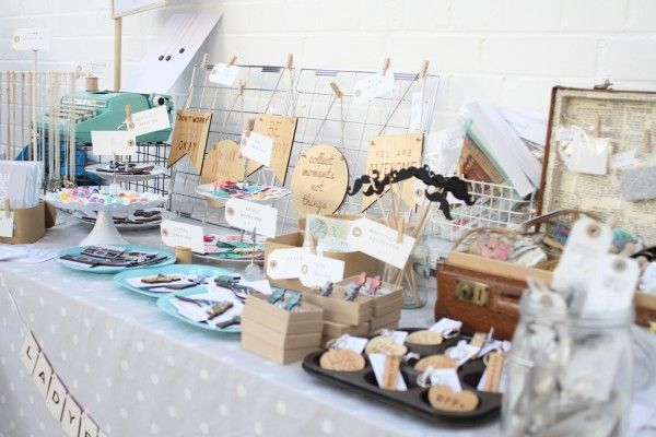 ladybird likes, how to sell more at craft fairs, craft fair display, great market stall displays