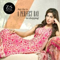 Women Party Dresses for Winter 2014 by ZS Textiles