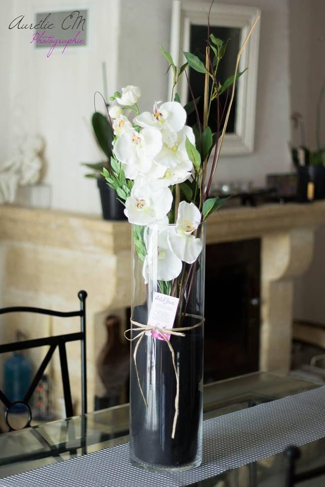 1187 best compositions florales artificielles images on pinterest artificia - Sia fleurs artificielles ...