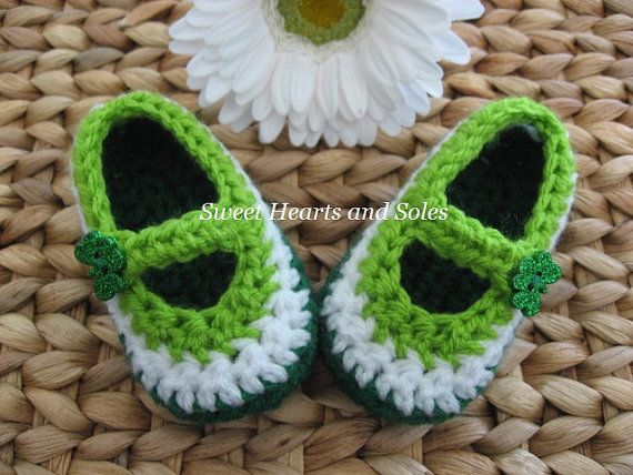 415 best handmade baby gifts with free shipping from my etsy shop let the luck o the irish be with you with these handmade crochet baby mary negle Gallery