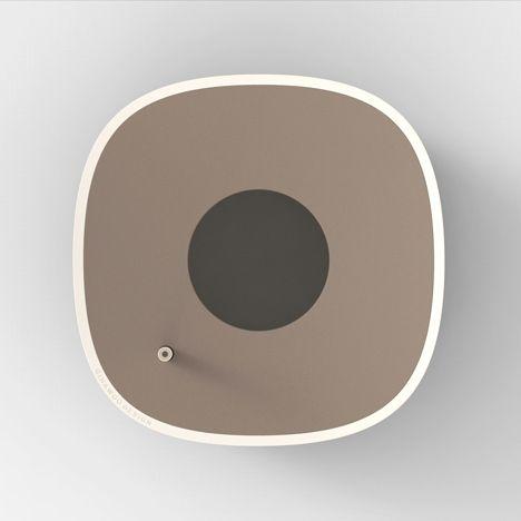 Circle Or Dot By Giha Woo - waste paper bin and pencil sharpener