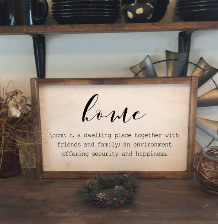 Home Farmhouse Collection $35 with free shipping on our signs all the time!! #farmhouse #homedecor #home #rustic #collections #rusticdecor