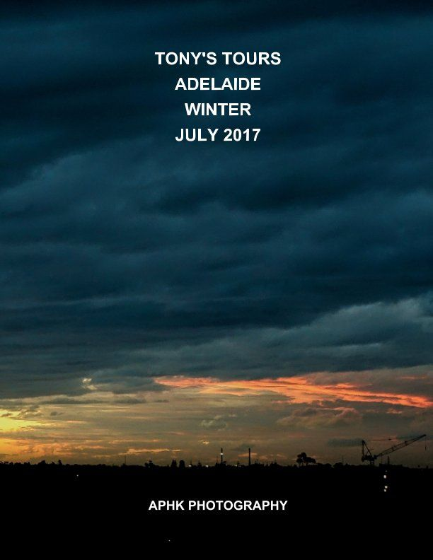 The second in a series documenting aspects of life in Adelaide through the year. This edition focuses on the mid-Winter month of July 2017.