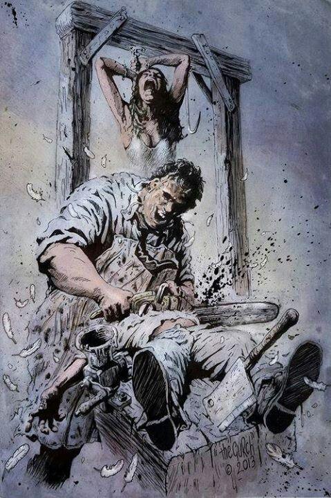 Leatherface Confira os nossos artigos dedicados aos Filmes de Terror em http://mundodecinema.com/category/filmes-de-terror/