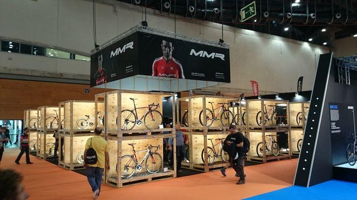 Feria Unibike Madrid 2014, MMR bikes.