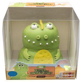 Cake Decoration In Asda : ASDA Dexter The Dinosaur Cake Jedzenie - ksztaLty ...