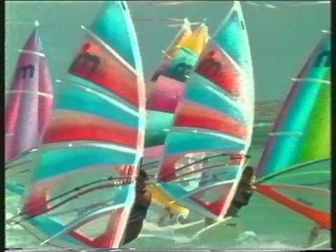 Windsurf - Mistral Promo 1985