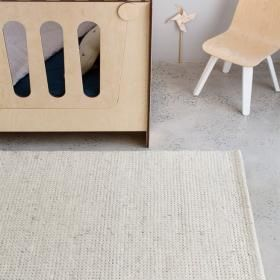 Sierra Weave Rug by Armadillo & Co   Chalk   Simple Style Co