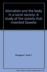 "As for achievements in the field of psychology in South Africa, Manganyi was the first to plant a seed for the growth a psychology of black being. A psychology being black is an orientation that is still in desperate need of cultivation since he published some of his ideas in ""Being black in the world"", ""Alienation and the body in racist society: A study of the society that invented Soweto"", and ""Mashangu's reverie, and other essays""."