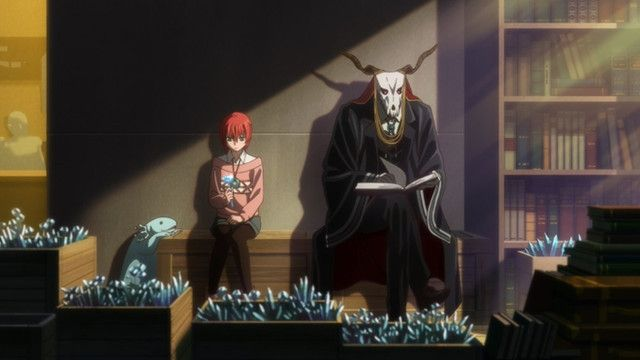"""Watch """"The Ancient Magus' Bride"""" OAD 3rd Part Trailer, Upcoming TV Anime 2nd PV"""