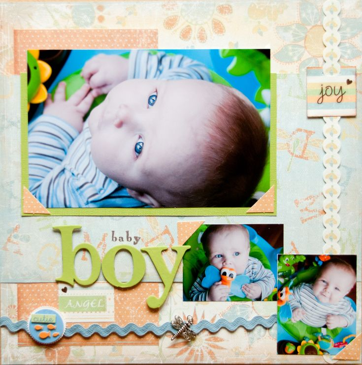 3442 Best Scrapbookbaby Images On Pinterest Scrapbooking Ideas