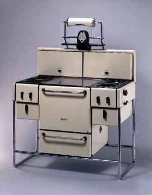 "Art Deco 1930's ""Magic Chef"" Stove. @designerwallace"