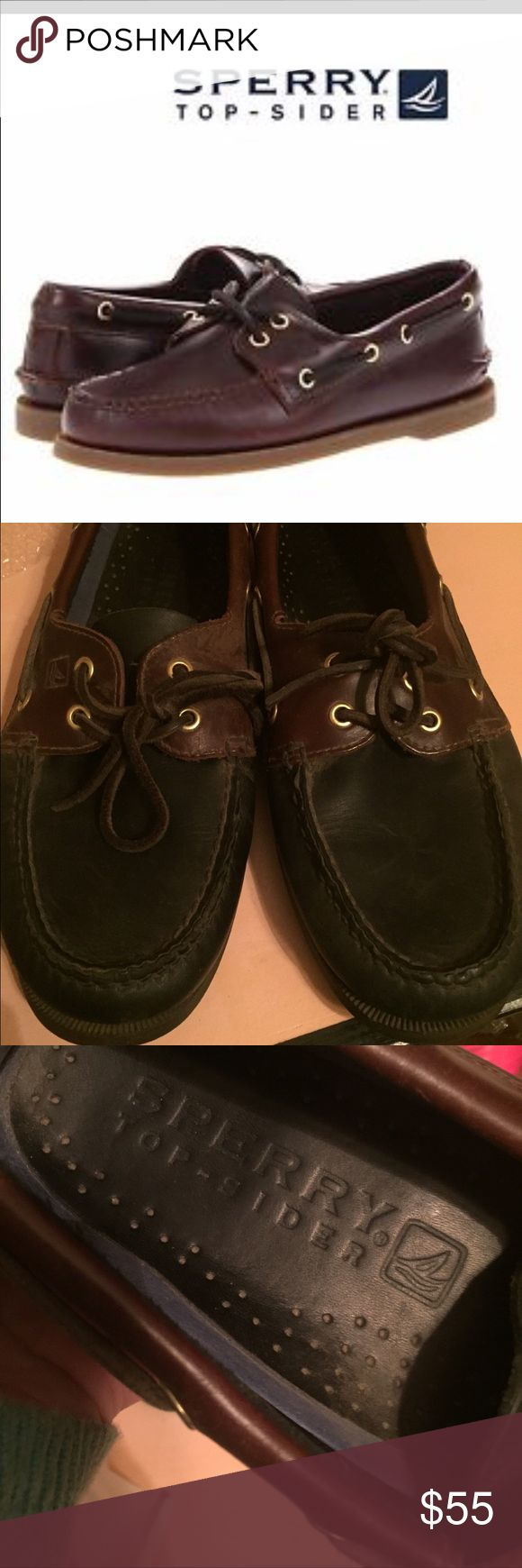 MENS SPERRY TOP SIDER SHOES LIKE NEW. MAYBE WORN ONCE Sperry Top-Sider Shoes Boat Shoes