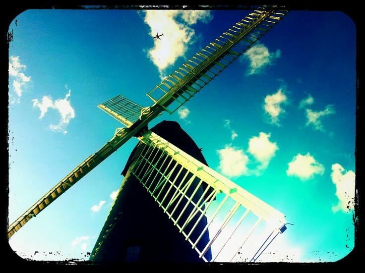 One of London's best kept secrets - Brixton Windmill