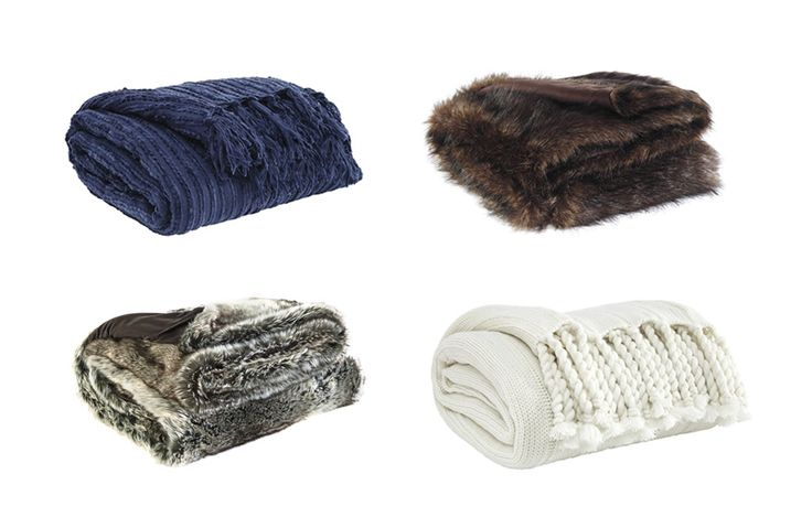 Winter is just around the corner. What better way to stay warm than with one of our wide selection of #throws. Wheter is be a light throw wove in a deeply ribbed pattern, or a thick, plush and incredibly soft faux #fur, we have the right throw to fit your #home, and #style. Visit our site for more details.